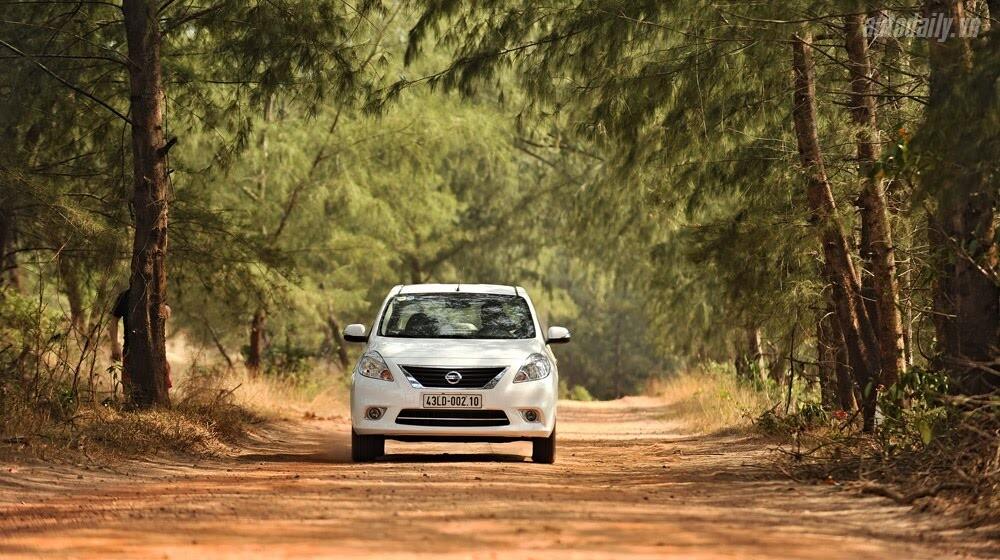 Cầm lái Nissan Sunny qua hành trình 1.000km - Hình 26