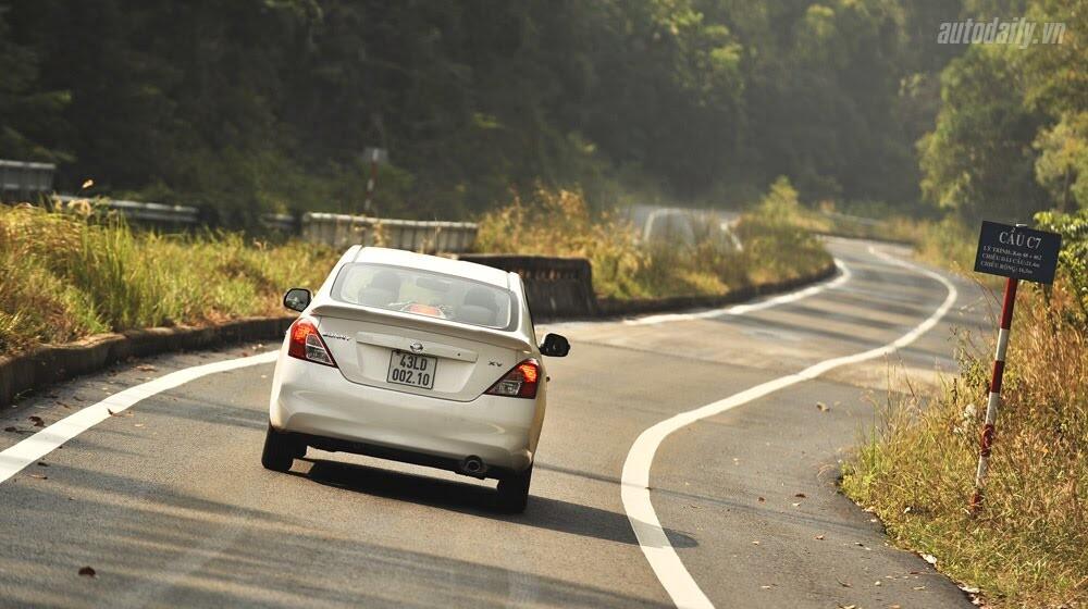 Cầm lái Nissan Sunny qua hành trình 1.000km - Hình 27
