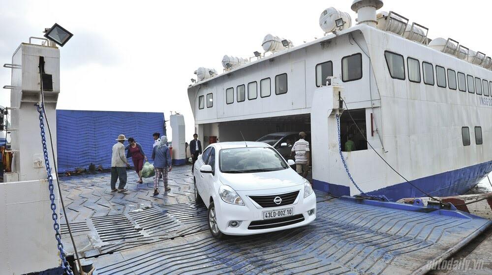 Cầm lái Nissan Sunny qua hành trình 1.000km - Hình 28
