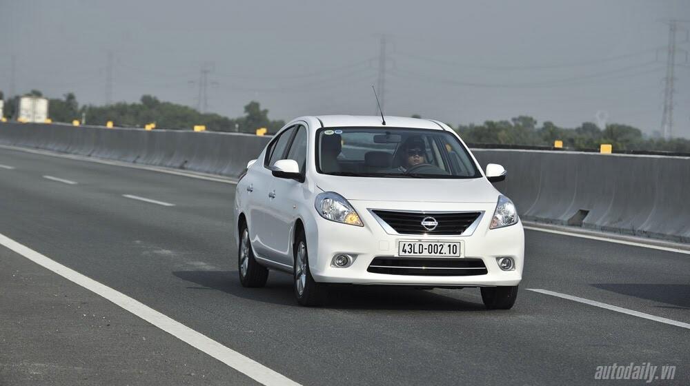 Cầm lái Nissan Sunny qua hành trình 1.000km - Hình 31