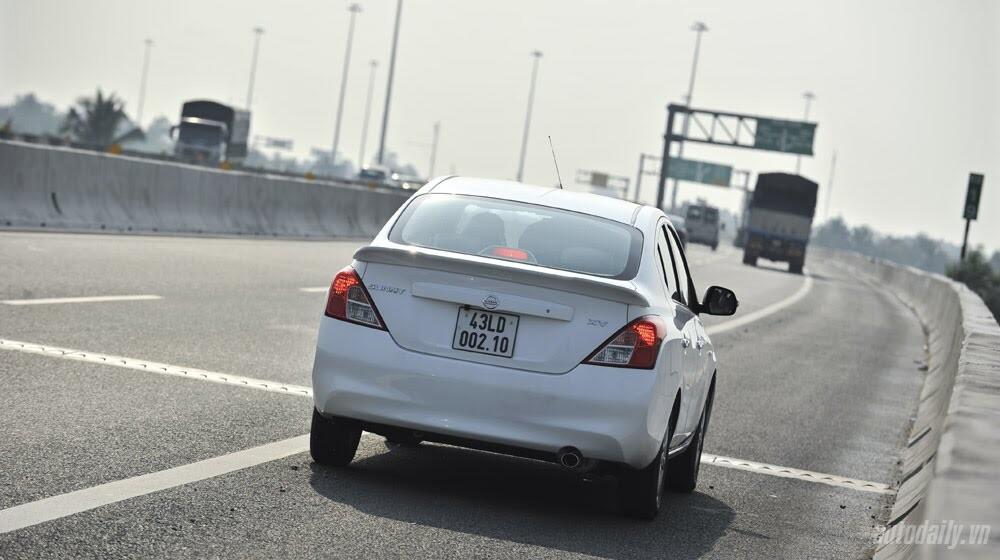 Cầm lái Nissan Sunny qua hành trình 1.000km - Hình 32