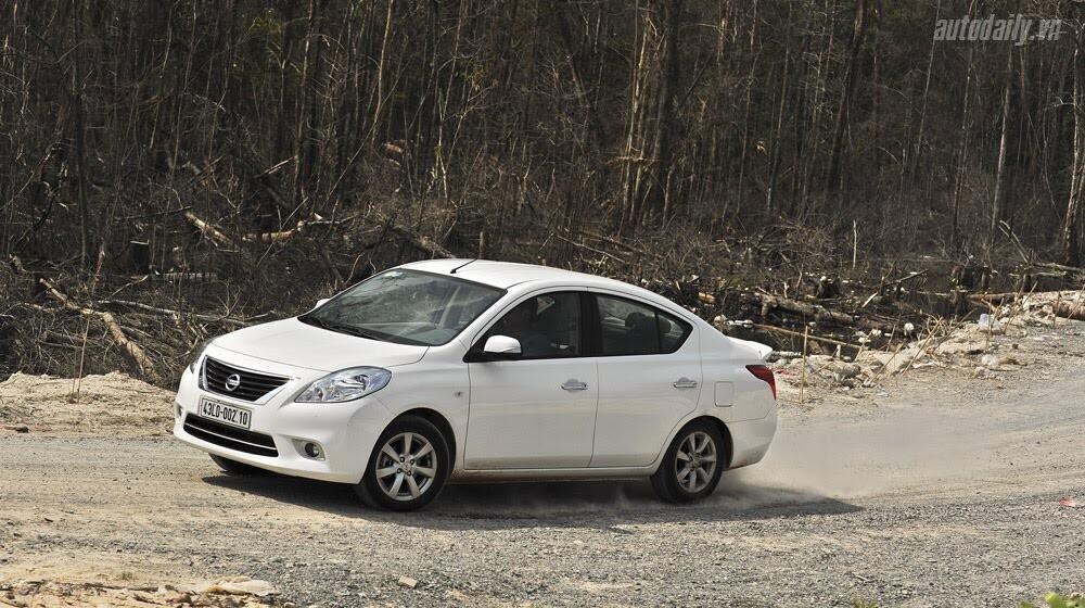 Cầm lái Nissan Sunny qua hành trình 1.000km - Hình 33