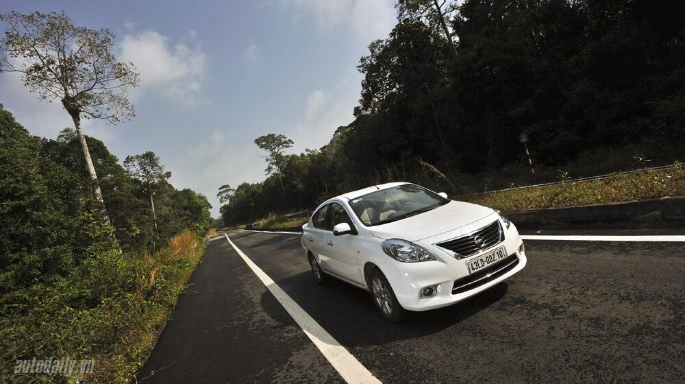 Cầm lái Nissan Sunny qua hành trình 1.000km - Hình 34