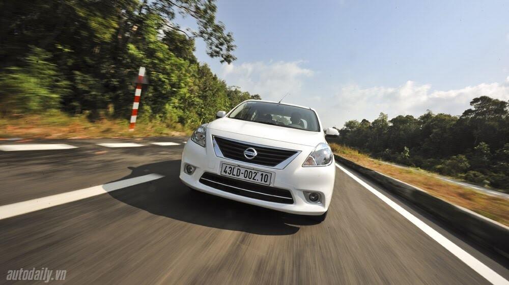 Cầm lái Nissan Sunny qua hành trình 1.000km - Hình 35