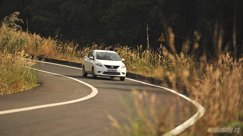 Cầm lái Nissan Sunny qua hành trình 1.000km - Hình 36