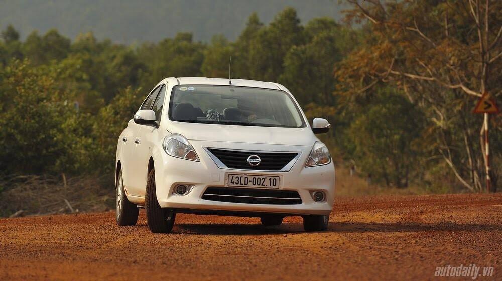Cầm lái Nissan Sunny qua hành trình 1.000km - Hình 37