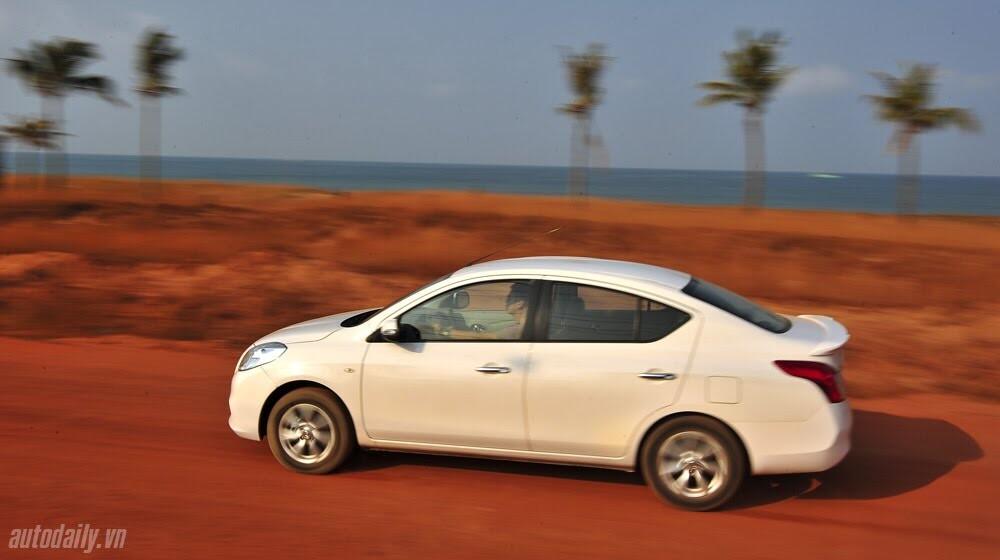 Cầm lái Nissan Sunny qua hành trình 1.000km - Hình 38