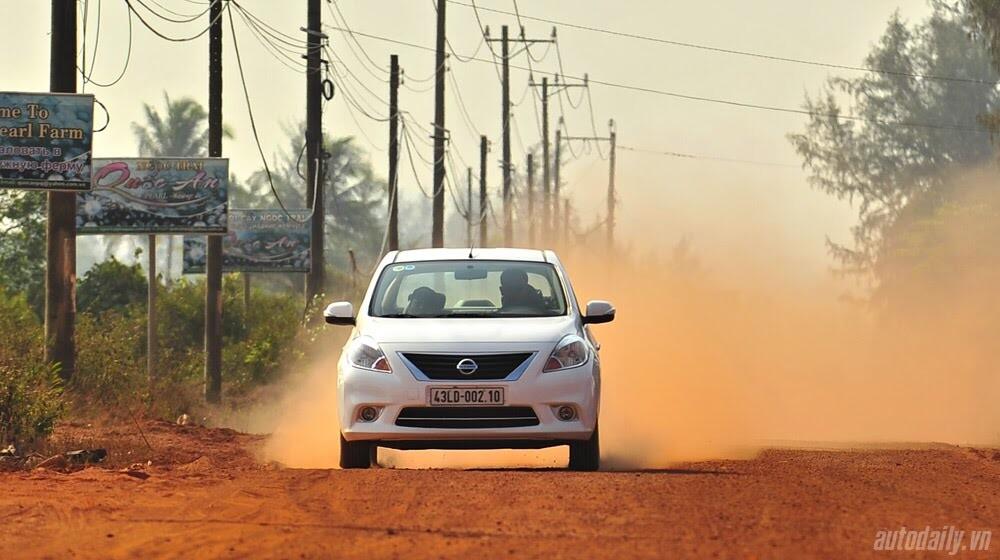Cầm lái Nissan Sunny qua hành trình 1.000km - Hình 39