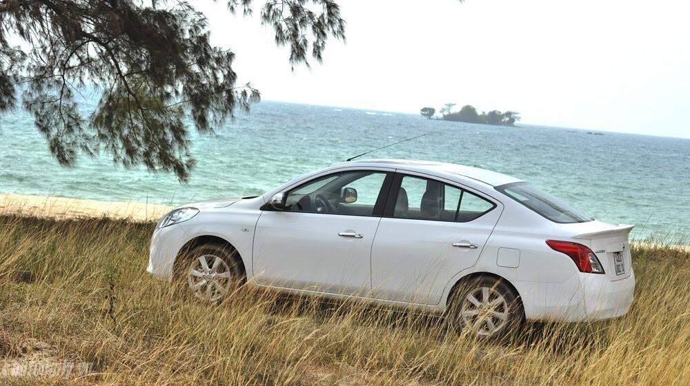 Cầm lái Nissan Sunny qua hành trình 1.000km - Hình 40