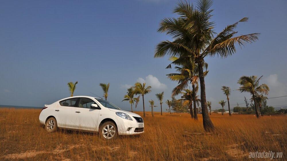Cầm lái Nissan Sunny qua hành trình 1.000km - Hình 41