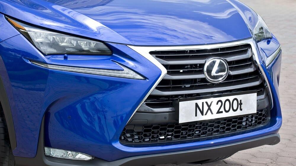 Cầm lái SUV hạng sang Lexus NX200t qua 1.200km - Hình 2