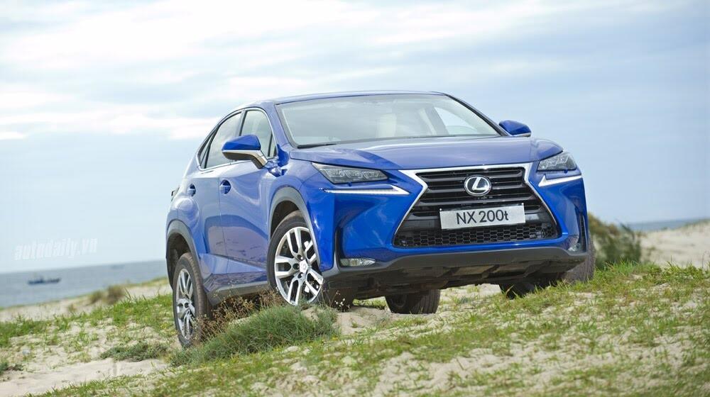 Cầm lái SUV hạng sang Lexus NX200t qua 1.200km - Hình 3