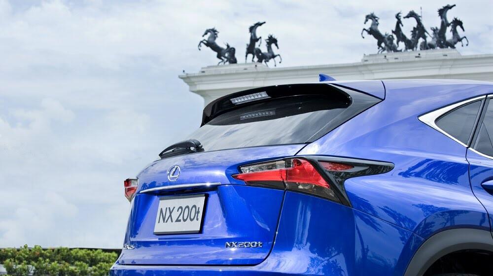 Cầm lái SUV hạng sang Lexus NX200t qua 1.200km - Hình 4