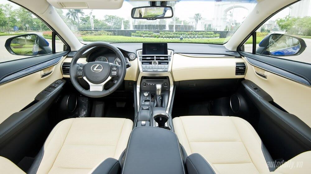 Cầm lái SUV hạng sang Lexus NX200t qua 1.200km - Hình 5