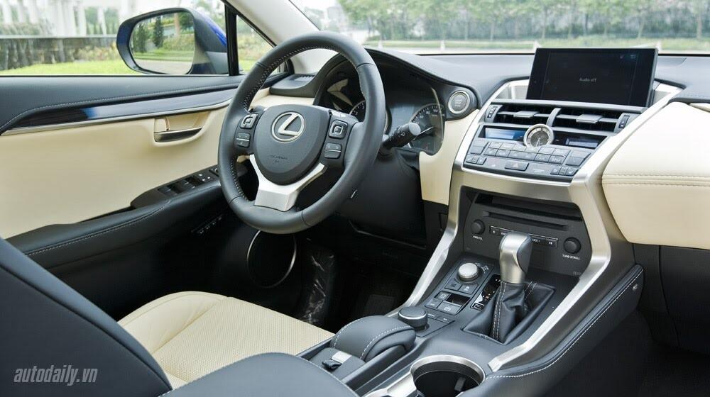 Cầm lái SUV hạng sang Lexus NX200t qua 1.200km - Hình 6