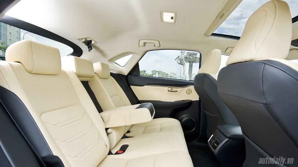 Cầm lái SUV hạng sang Lexus NX200t qua 1.200km - Hình 8