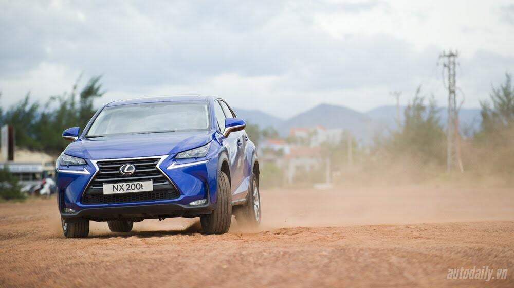 Cầm lái SUV hạng sang Lexus NX200t qua 1.200km - Hình 11