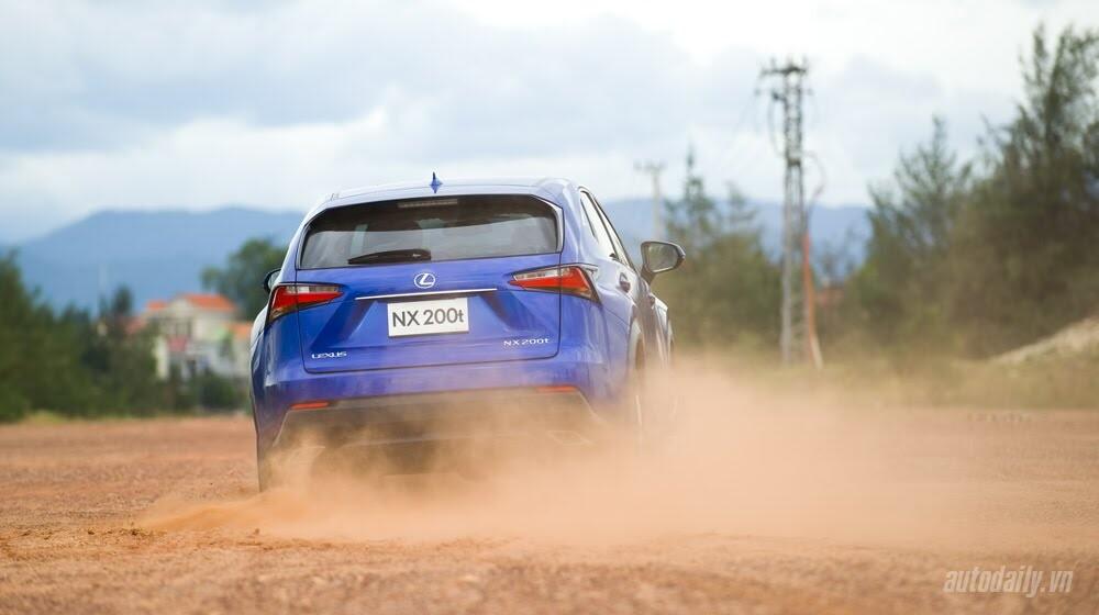 Cầm lái SUV hạng sang Lexus NX200t qua 1.200km - Hình 13