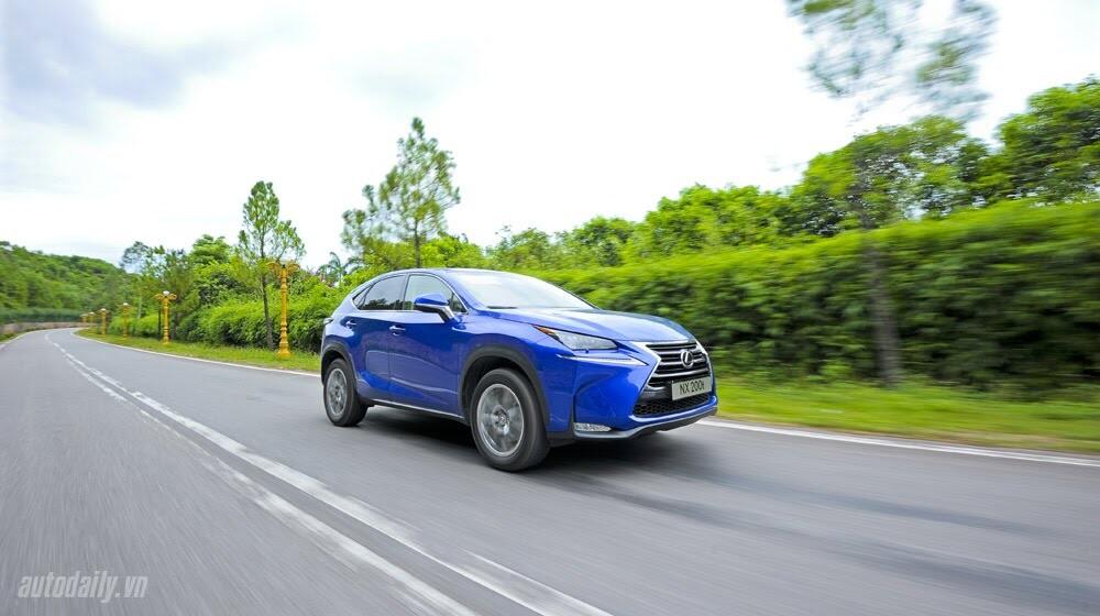 Cầm lái SUV hạng sang Lexus NX200t qua 1.200km - Hình 14