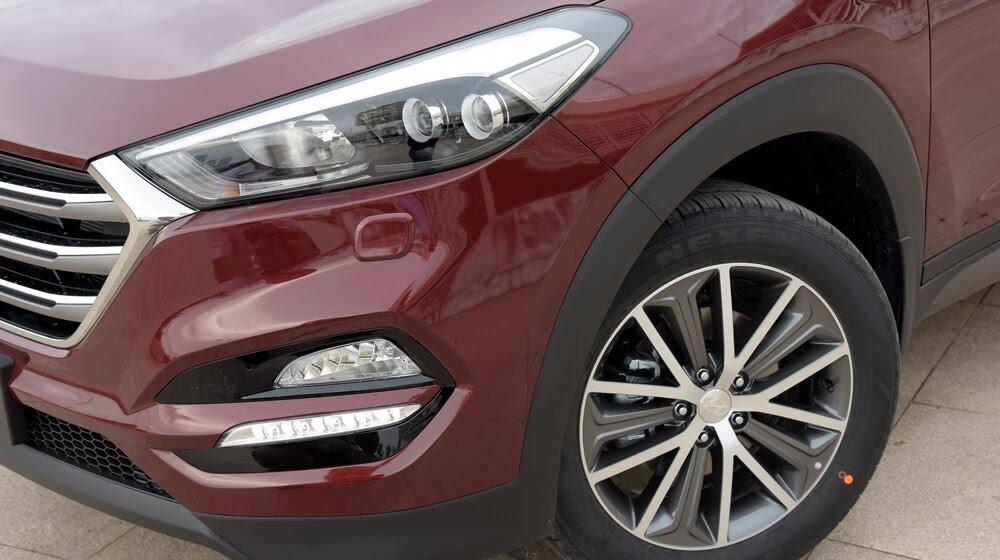 Cảm nhận ban đầu về Hyundai Tucson 2016 - Hình 2