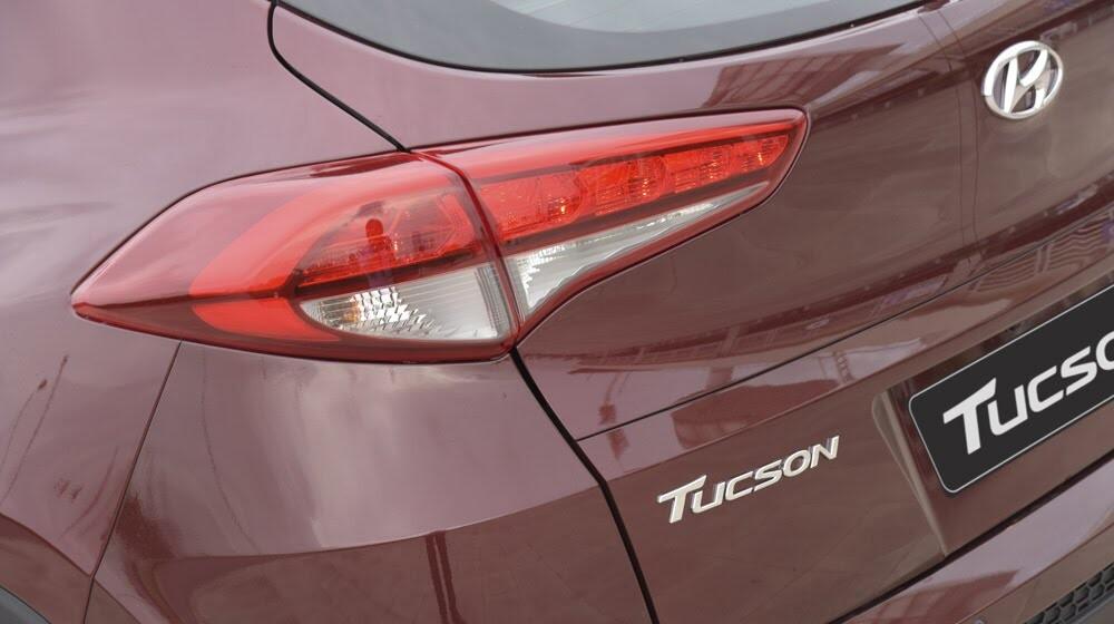 Cảm nhận ban đầu về Hyundai Tucson 2016 - Hình 3