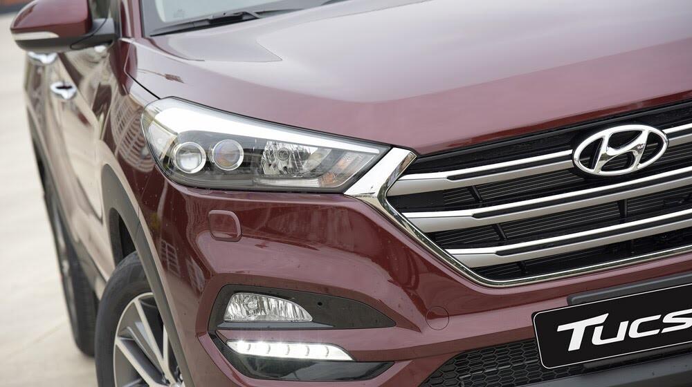 Cảm nhận ban đầu về Hyundai Tucson 2016 - Hình 4
