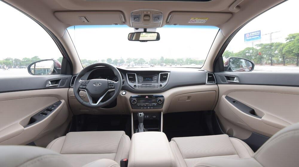 Cảm nhận ban đầu về Hyundai Tucson 2016 - Hình 5