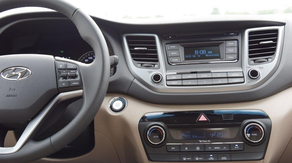 Cảm nhận ban đầu về Hyundai Tucson 2016 - Hình 6