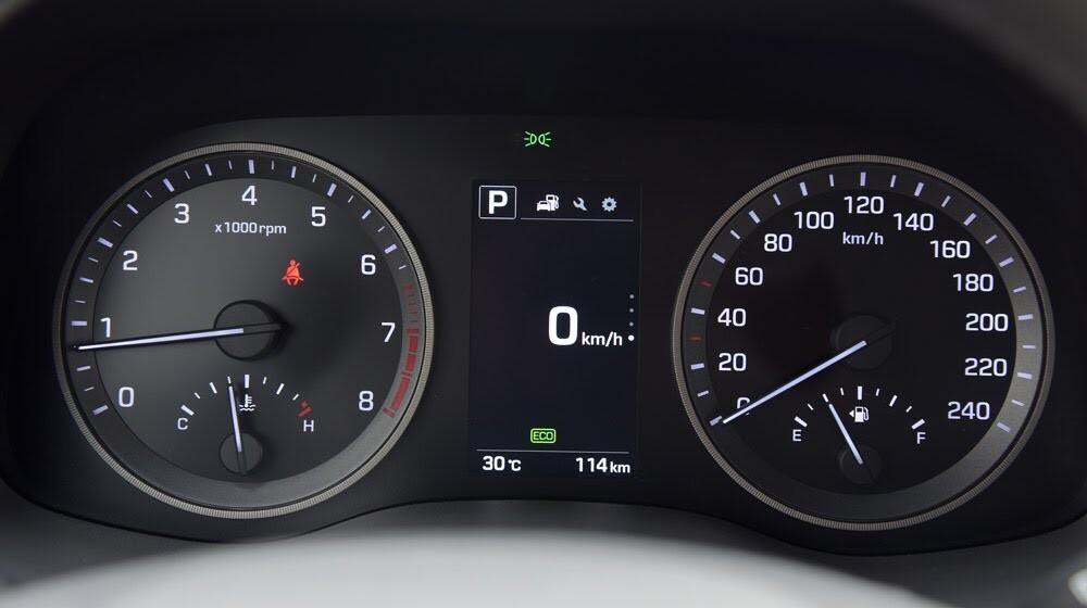 Cảm nhận ban đầu về Hyundai Tucson 2016 - Hình 7