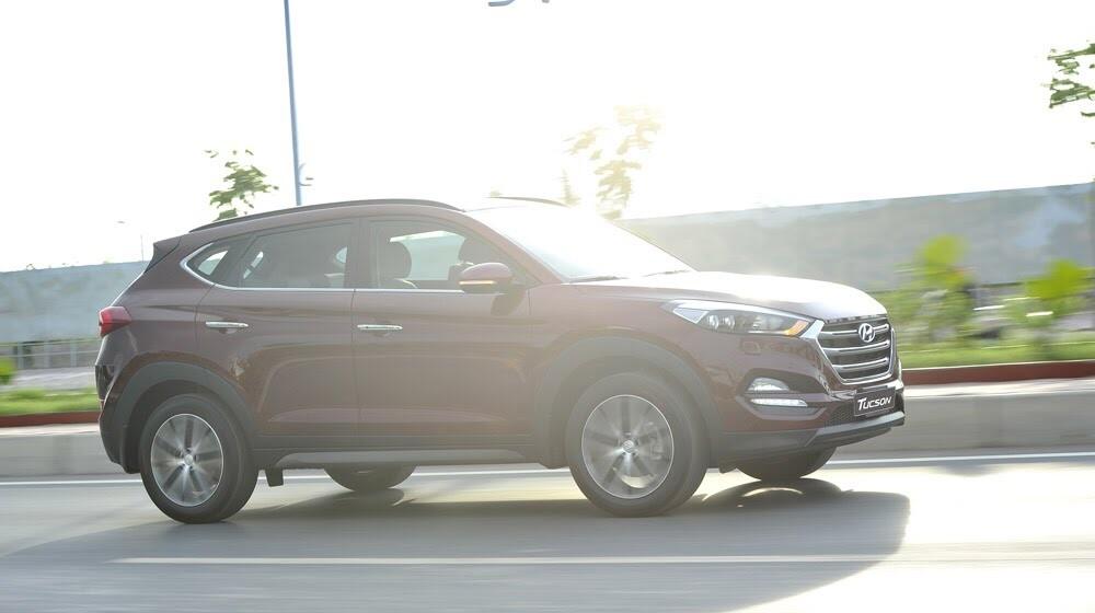 Cảm nhận ban đầu về Hyundai Tucson 2016 - Hình 11