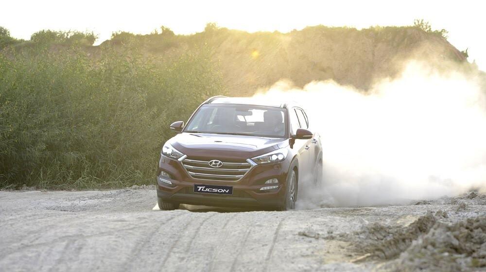 Cảm nhận ban đầu về Hyundai Tucson 2016 - Hình 13