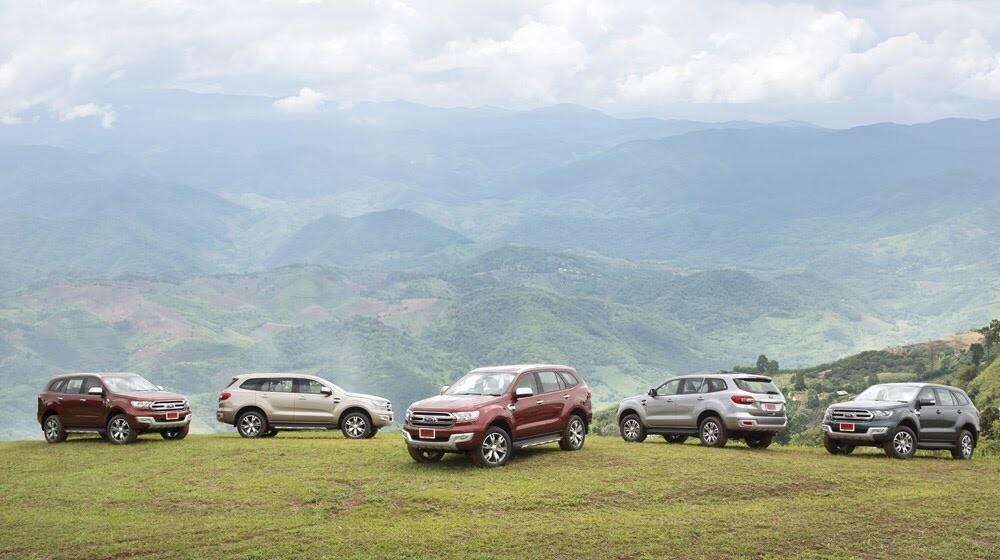 Cảm nhận Ford Everest 2015: Sự trở lại ngọt ngào - Hình 1
