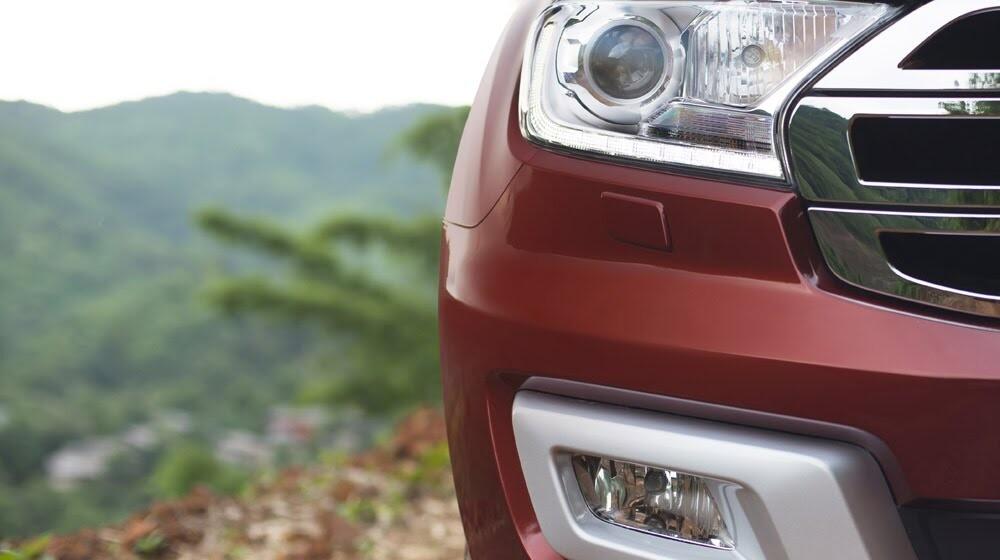 Cảm nhận Ford Everest 2015: Sự trở lại ngọt ngào - Hình 3