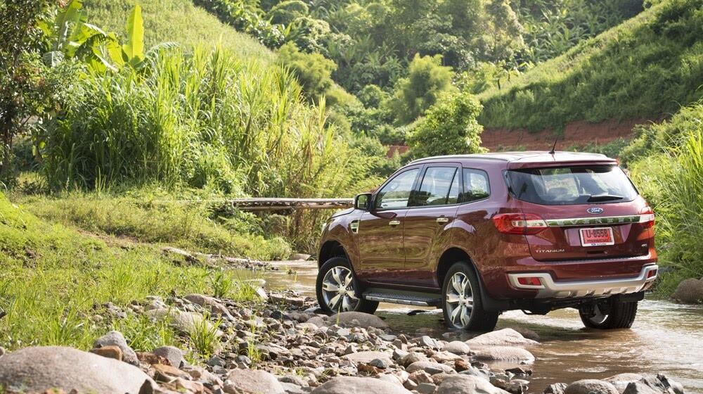 Cảm nhận Ford Everest 2015: Sự trở lại ngọt ngào - Hình 20