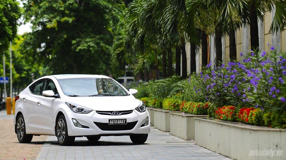 Cảm nhận Hyundai Elantra 2014 - Hình 1