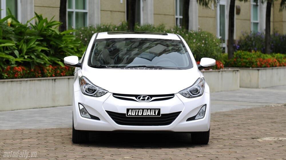 Cảm nhận Hyundai Elantra 2014 - Hình 2