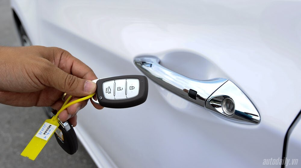 Cảm nhận Hyundai Elantra 2014 - Hình 11
