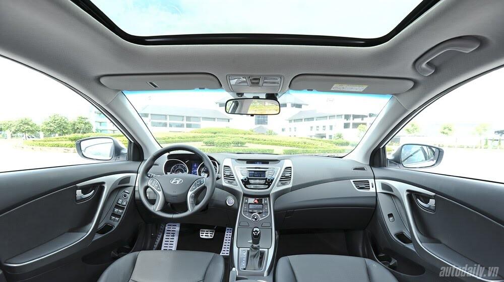Cảm nhận Hyundai Elantra 2014 - Hình 12