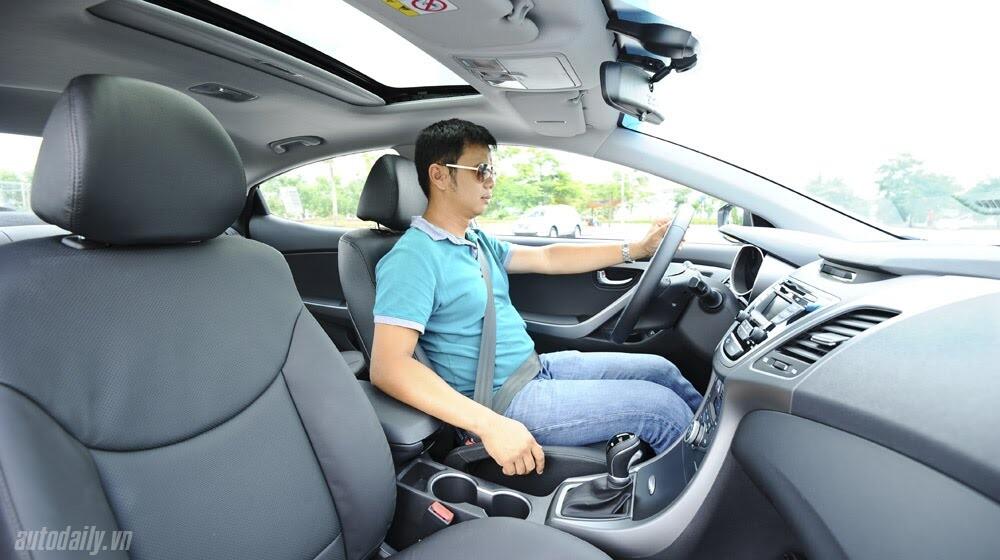 Cảm nhận Hyundai Elantra 2014 - Hình 14