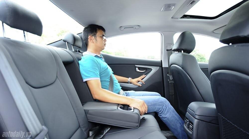 Cảm nhận Hyundai Elantra 2014 - Hình 15