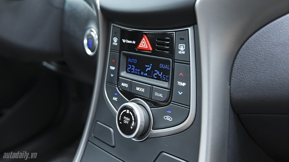 Cảm nhận Hyundai Elantra 2014 - Hình 20