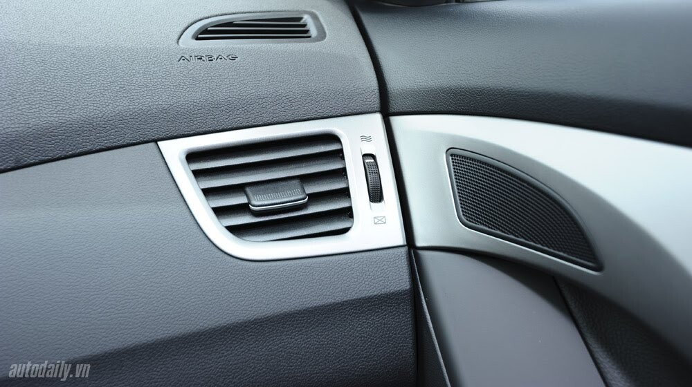 Cảm nhận Hyundai Elantra 2014 - Hình 21