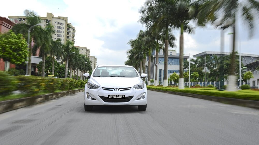 Cảm nhận Hyundai Elantra 2014 - Hình 26
