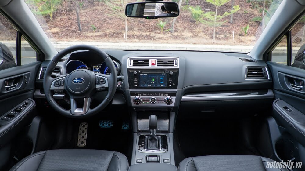 Cảm nhận Subaru Outback 2016 - Một chiếc xe khác biệt - Hình 5