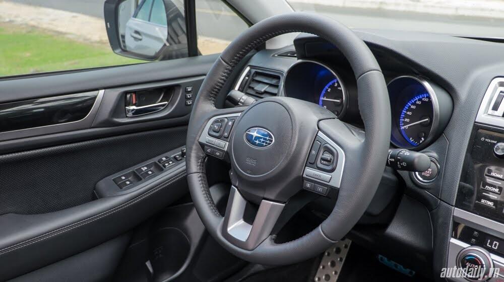 Cảm nhận Subaru Outback 2016 - Một chiếc xe khác biệt - Hình 6