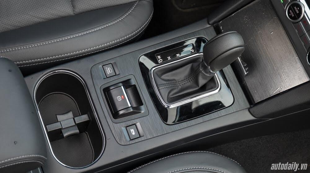 Cảm nhận Subaru Outback 2016 - Một chiếc xe khác biệt - Hình 7