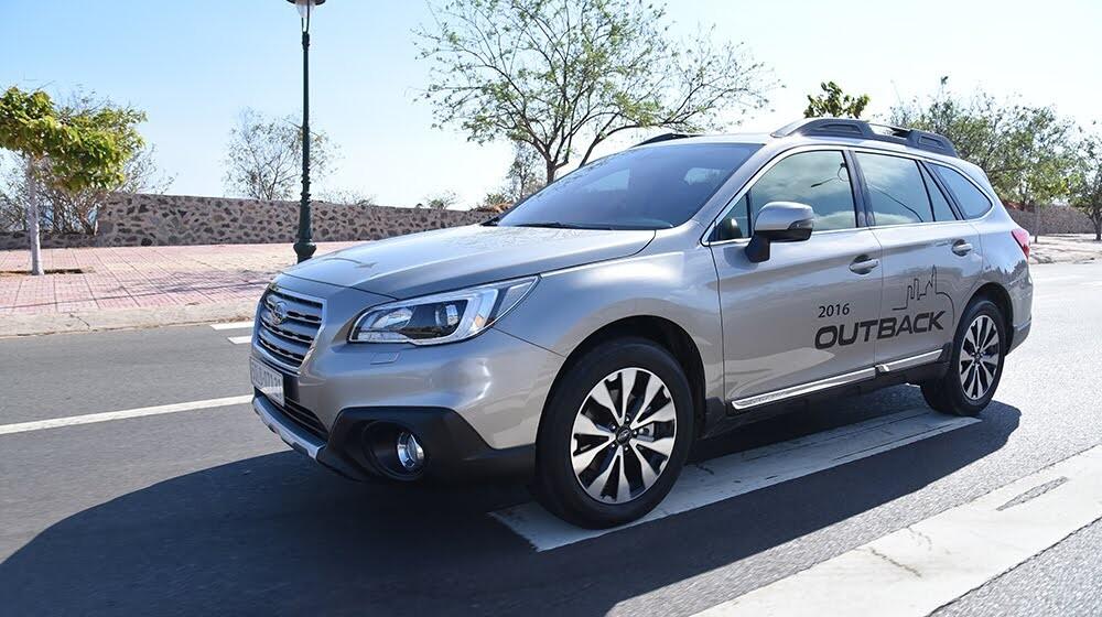 Cảm nhận Subaru Outback 2016 - Một chiếc xe khác biệt - Hình 9