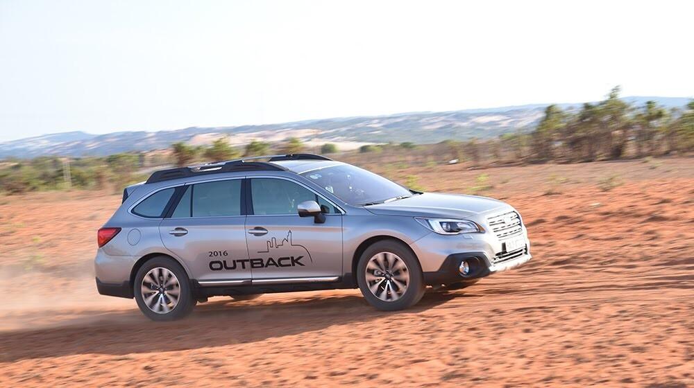 Cảm nhận Subaru Outback 2016 - Một chiếc xe khác biệt - Hình 10