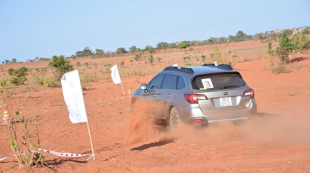Cảm nhận Subaru Outback 2016 - Một chiếc xe khác biệt - Hình 11