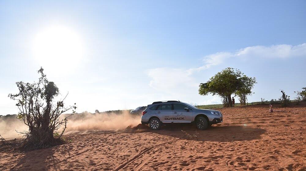 Cảm nhận Subaru Outback 2016 - Một chiếc xe khác biệt - Hình 12